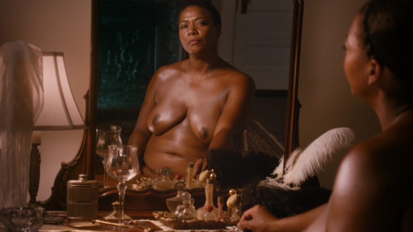 Queen latifah naked photos apologise, but